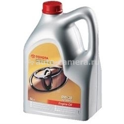 Масло Toyota 0W-30 ENGINE OIL 08880-80365, 5л