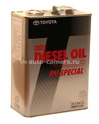 Масло Toyota 10W-30 RV SPECIAL 08883-01905, 4л