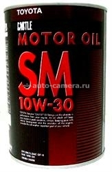 Масло Toyota 10W-30 SM 08880-09306, 1л