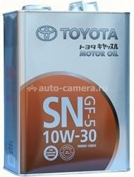 Масло Toyota 10W-30 SN 08880-10805, 4л