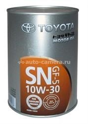 Масло Toyota 10W-30 SN 08880-10806, 1л