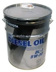 Масло Toyota 5W-30 CASTLE DL-1 08883-02803, 20л