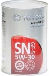 Масло Toyota 5W-30 SN 08880-10706, 1л