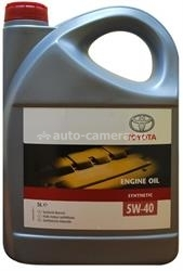 Масло Toyota 5W-40 ENGINE OIL 08880-80835, 5л