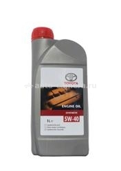 Масло Toyota 5W-40 ENGINE OIL 08880-80836, 1л