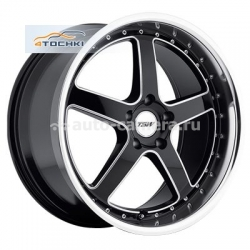 Диск TSW 8x18 5x108 ET40 D72 Carthage Gloss Black