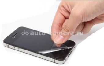 Защитная пленка для экрана iPhone 4/4S iCover Screen Protector Anti Finger (IP4-SP-AF)