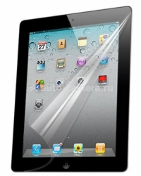 Защитная пленка для iPad 3 и 4 iCover Screen Protector Anti-shock (NIA-AS/SP-HC)