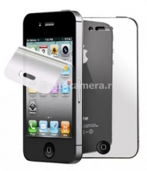 Защитная пленка для iPhone 4/4S SGP Steinheil LCD Film Ultra Mirror (SGP08460)