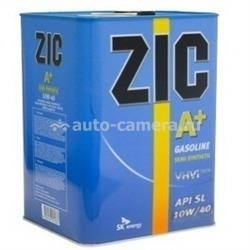 Масло ZIC 10W-40 A Plus 8809036901082, 6л