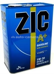 Масло ZIC 5W-30 A Plus 8809036900832, 4л