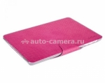 Кожаный чехол для iPad mini Yoobao iFashion Leather Case, цвет rose