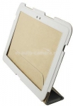 Кожаный чехол для Samsung Galaxy Tab 10.1 Beyza Cases Executive Case, цвет flo white (BZ21109)